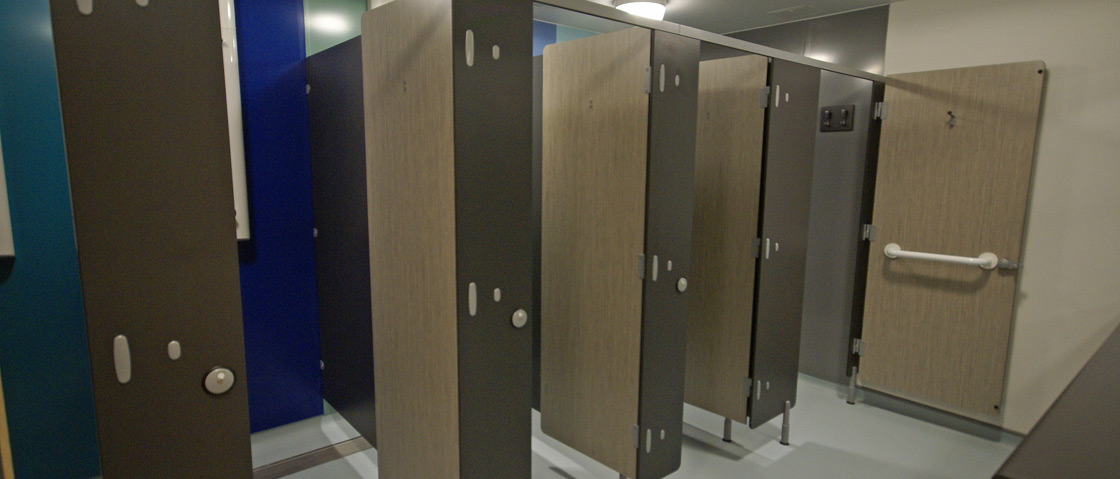Royal russell school cubicles